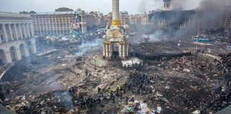 rivolte colorate maidan